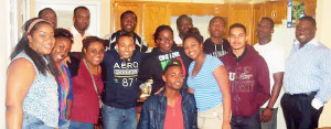 Representatives from Consul General's Office Greet Bahamian Students at Lee University